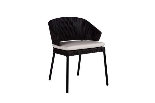 FENNEC kolekcijos kėdė su porankiu
